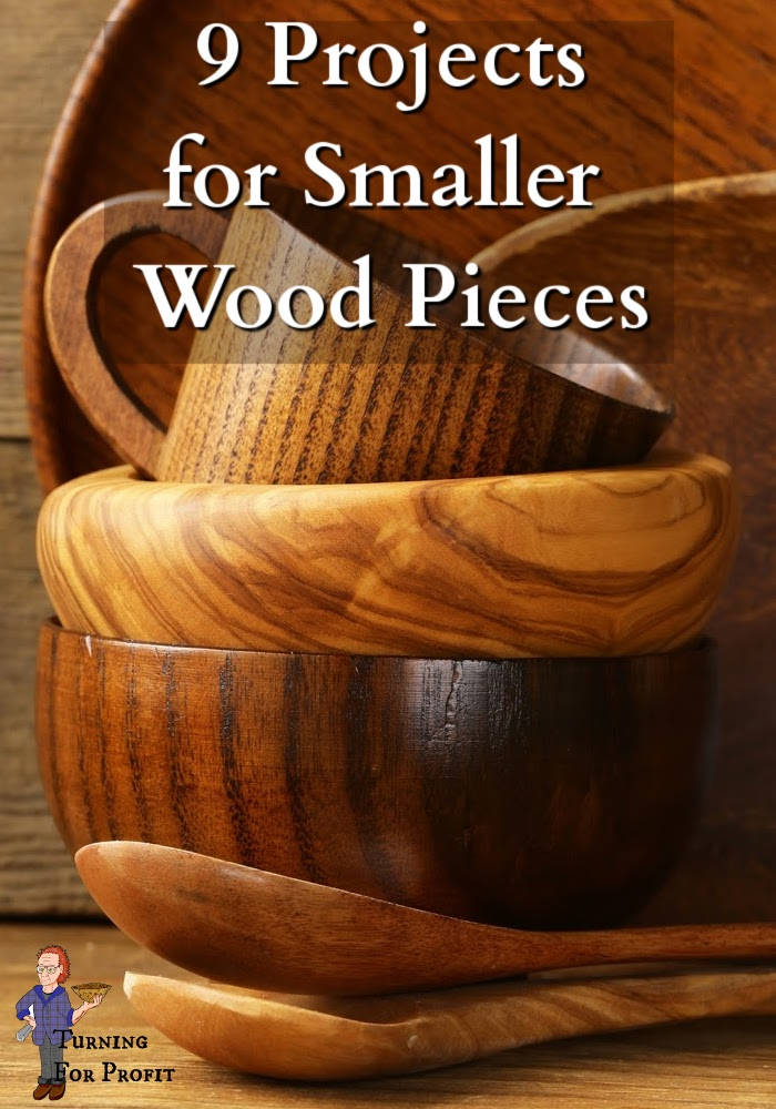 Stack of wooden bowls and a cup