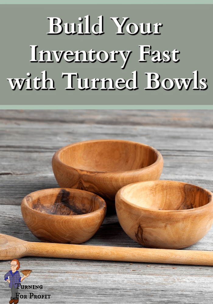wooden bowls on a table