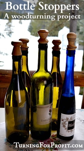Bottle stoppers: Pin They come in all shapes and sizes
