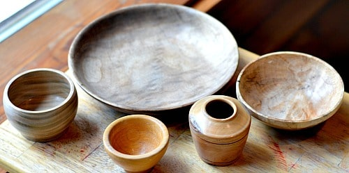 Craft Show - packing bowls and other products can be a challenge