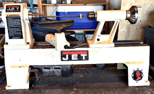 Jet mini lathe