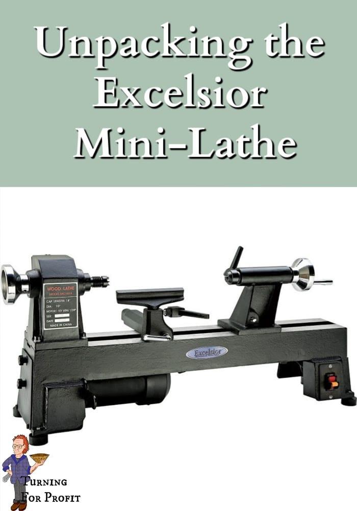 the Excelsior Mini-Lathe