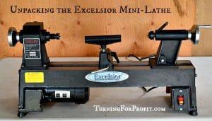 Excelsior Mini-lathe