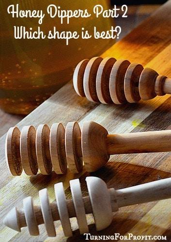 Honey Dipper Pin