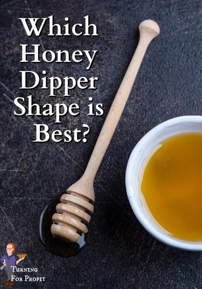 wooden honey dipper and a bowl of honey