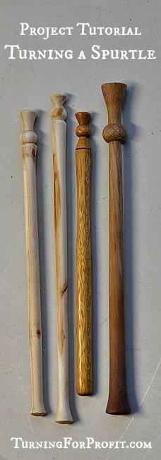 Wooden Utensils V