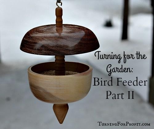 Bird Feeders II Title