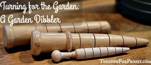 Garden Dibbler Title