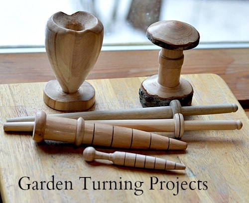 Garden Turning Projects