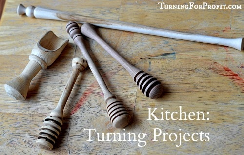 Kitchen Turning Projects