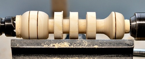 Captive Ring Tool - Grooves completed
