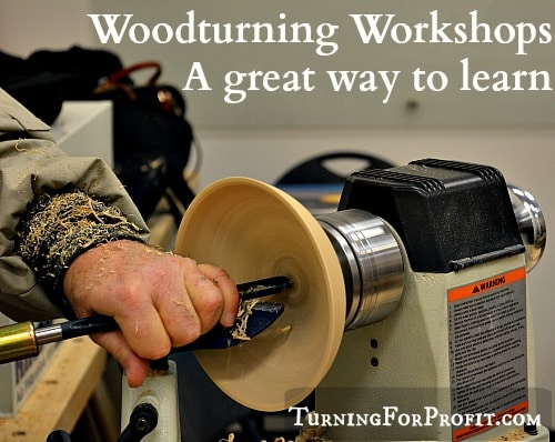 Woodturning Workshops Part I