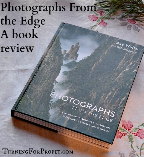 Photographs a book review pin