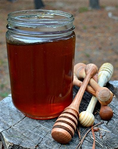 Woodturner Honey Dipper Project