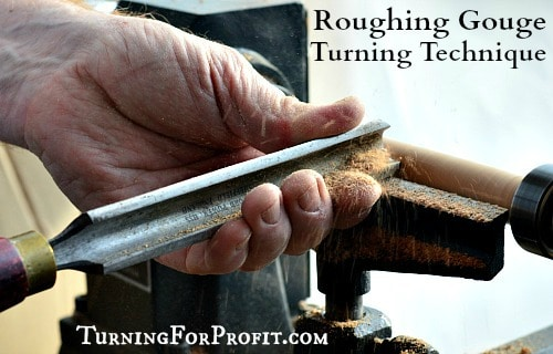 Roughing Gouge Title
