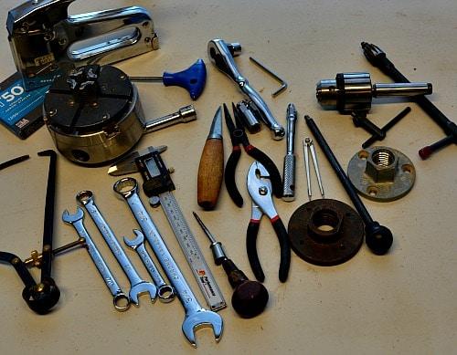 Prepare Your Shop - more tools!
