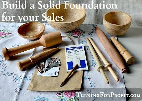 Foundation - all sales are based on a relationship